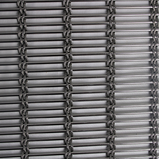 Stainless Steel Metal Decorative Curtain Wall Wire Mesh