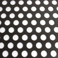 Fluorocarbon Perforated Metal Sheet