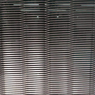 Aluminum Metal Curtain Wall Cladding