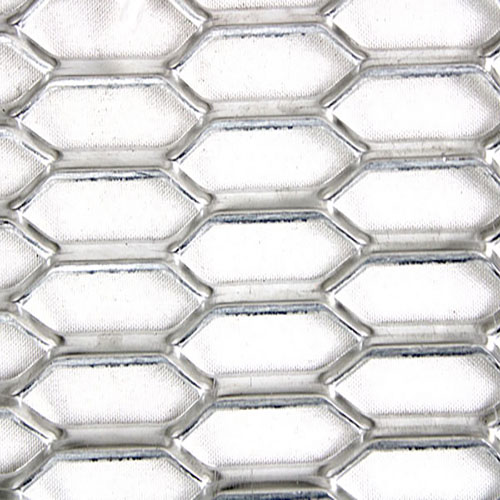 Hexagonal Expanded Metal sheet