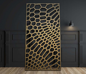 Aluminum Laser Cut Ceiling Panel