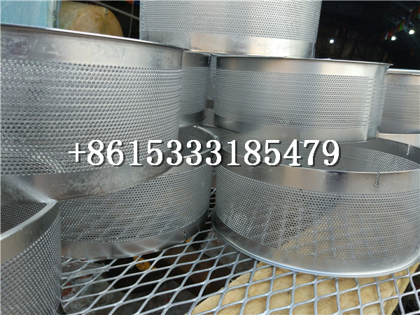 perforated metal tube perforated speaker grill06