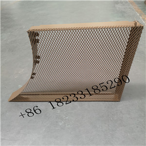 customized size expanded metal plate
