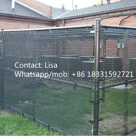 expanded mesh fence