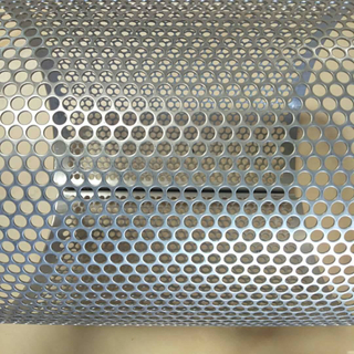 Perforated Metal Filtration Panel