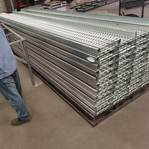 electric galvanized safety grating